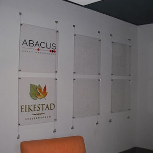 Display System Signs